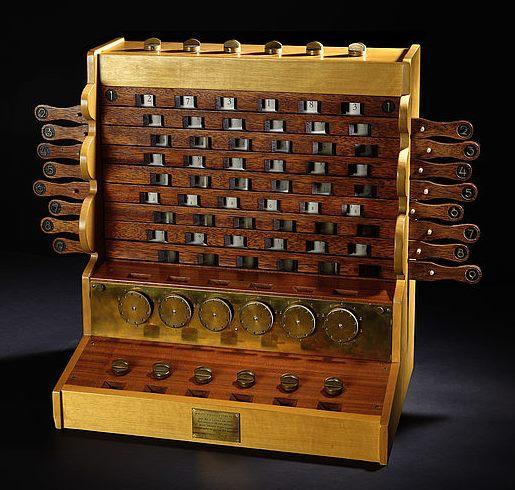 Schickard-Maschine