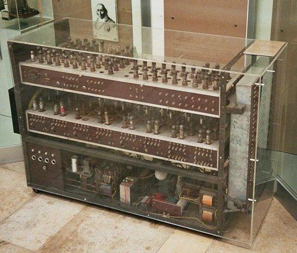 Sprick-Maschine