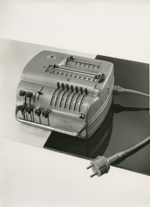 Elegant und elektrisch: Vierspezies-Maschine 11 E