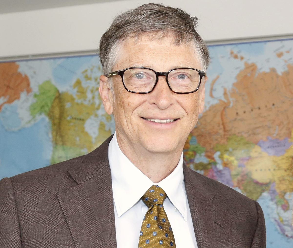 Happy Birthday, <b>Bill Gates</b> - BillGatesWikiped