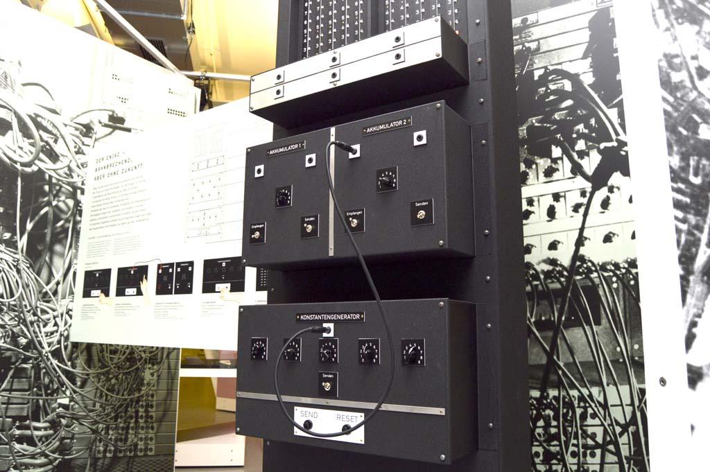 Interaktiver ENIAC-Simulator des HNF