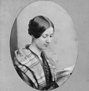 Florence Nightingale 1850 in Berlin
