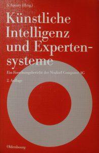 KI-Buch der Firma Nixdorf von 1985