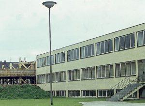 Heimat des Teams E05: Nixdorf-Standort Pontanusstraße (Foto Heinz Nixdorf)