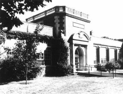 Das Physik-Institut des Iowa State College (Foto Computer History Museum)