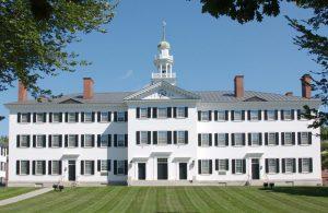 Hauptgebäude des Dartmouth College