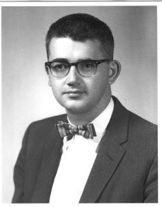 John McCarthy in den 1950er-Jahren (Foto Computer History Museum)