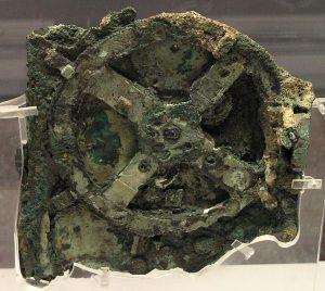 Hauptteil der Maschine von Antikythera