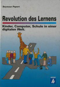 """Ein Papert-Buch aus den 1990er-Jahren (""""The Children's Machine"""")"""