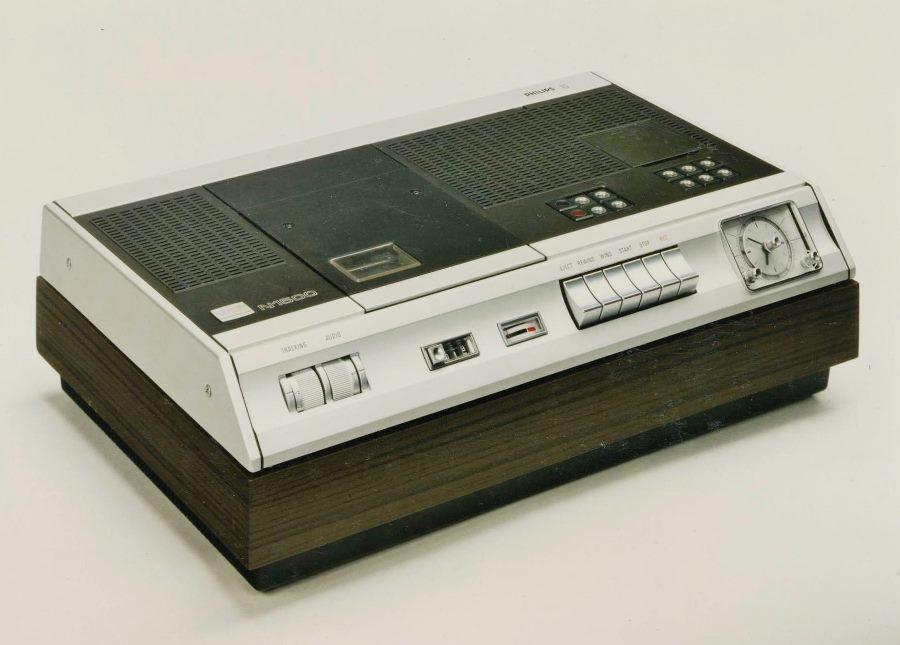 Philips N1500 aus den frühen Siebzigern (Foto Philips)