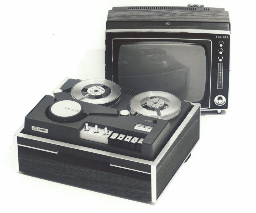Philips LDL 1002 aus dem Jahr 1969 (Foto Philips)