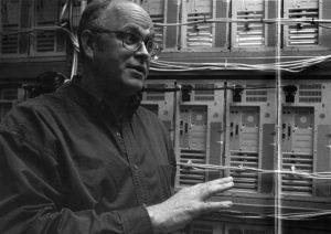 König der Linux-Cluster: US-Informatiker Thomas Sterling (Foto Computer History Museum)