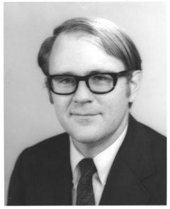 Gordon Bell (Foto ComputerHistory Museum)