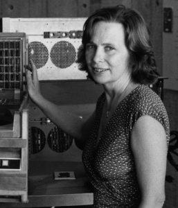 Gwen Bell (Foto Computer History Museum)