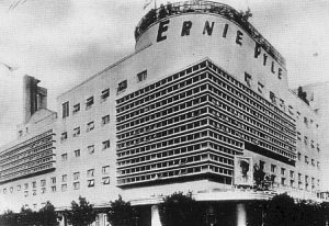Das Ernie-Pyle-Theater in Tokio
