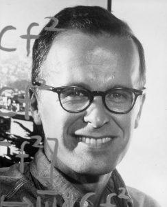 John Backus in den 1960er-Jahren