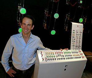 David Link und sein System 2012 im HNF