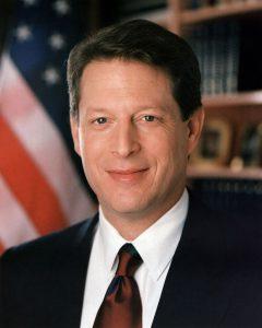 Al Gore im Jahr 1994