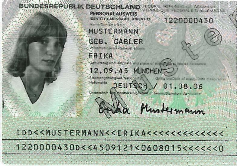 Kaum Zu Glauben Max Mustermann