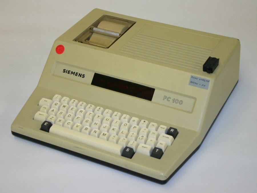 Der Kleine Computer Von Siemens Hnf Blog
