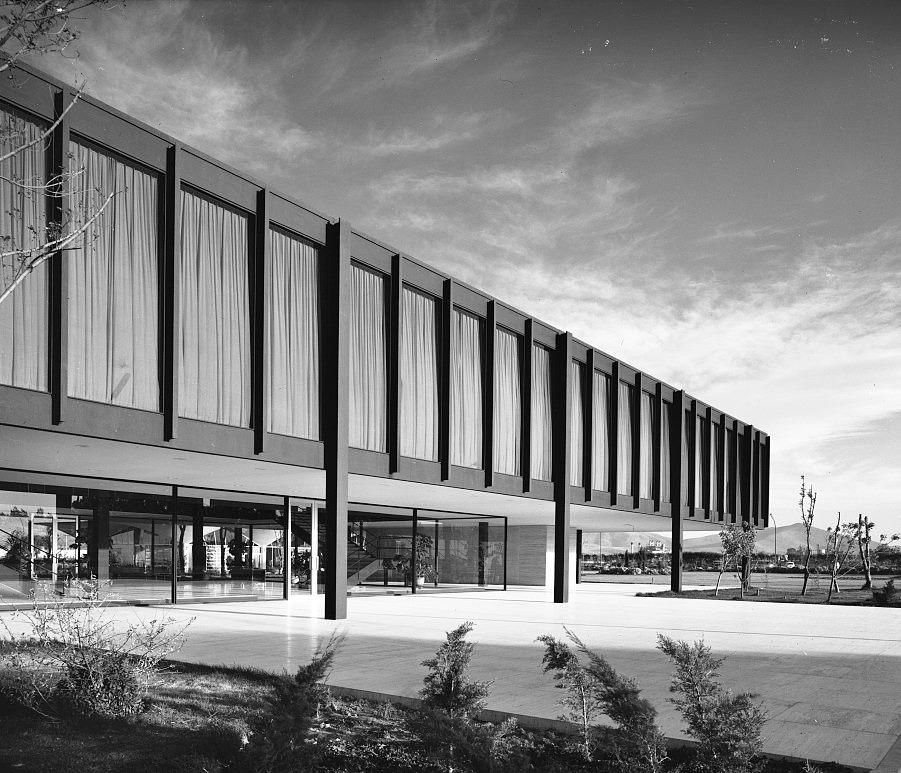 Heinz Nixdorf Und Die Architektur Hnf Blog